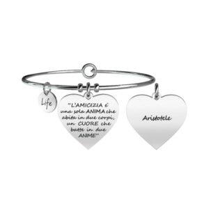 bracciale- Kidult- l'amicizia- Aristotele- 731095